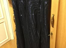 soiree dress worn once only as new from Singapore