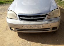 Chevrolet Optra 2006 For sale - Silver color