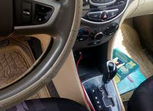 Hyundai Accent car for sale 2014 in Jerash city