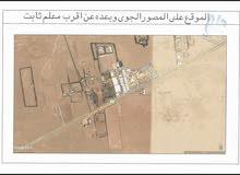 ارض للبيع على طريق ابو عريش جازان