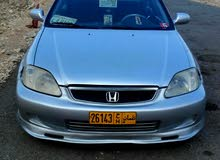 Available for sale! 0 km mileage Honda Civic 2000