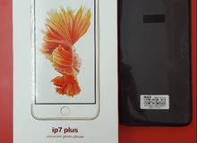 اي فون 7 بلس جديد ضمان سنه 32GB نت فورجي ممتاز جدا
