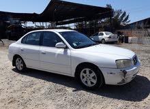 Gasoline Fuel/Power   Hyundai Elantra 2003