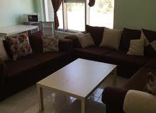 Second Floor  apartment for rent with Studio rooms - Amman city Al Rabiah