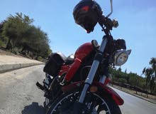 Used Ducati motorbike available in Amman
