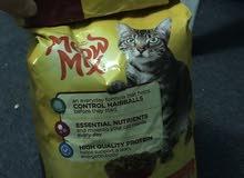 اكل قطط للبيع او البدل