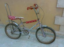 دراجه مقاس 24  استعمال خفيف للبيع
