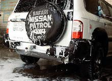 +200,000 km Nissan Patrol 2002 for sale