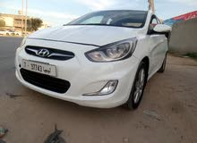 Used condition Hyundai Accent 2012 with 0 km mileage