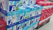 High Quality A1 A2 A3 A4 Copy Paper 80gsm paper one/Double A