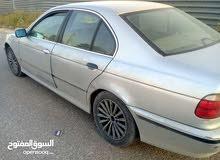 BMW 5 شيك او كاش