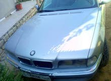 +200,000 km BMW 740 2002 for sale