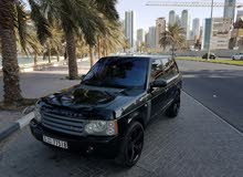 range rover vogue 2008 gcc all fabric from Bamber to Bamber 160.000km