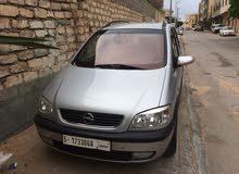 Available for sale! +200,000 km mileage Opel Zafira 2000