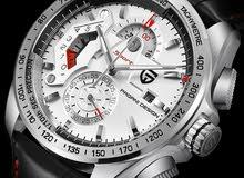 ساعة رجالية فاخرة من شركة باجاني ديزاين