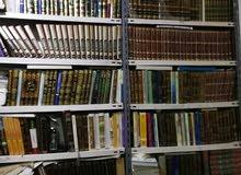 كتب متنوعة جديدة للبيع 10 ريال و 15 مجلد