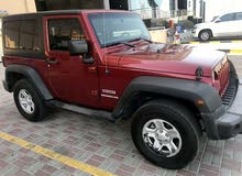 Used condition Jeep Wrangler 2013 with  km mileage