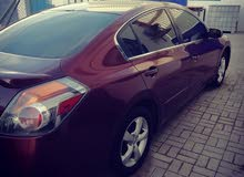 Nissan Altima car is available for sale, the car is in Used condition
