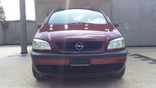 For sale New Opel Zafira