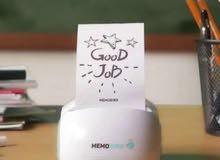 طابعة الميمو بيرد المحمولة للهواتف Memobird Portable Printer for mobiles