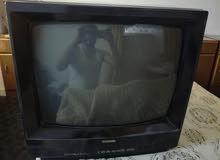 تلفزيون توشيبا مستعمل ومعاه رسيفر