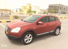 Nissan Qashqai car is available for sale, the car is in Used condition