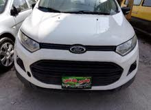 White Ford EcoSport 2014 for sale