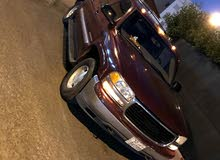 Automatic Maroon Chevrolet 2004 for sale