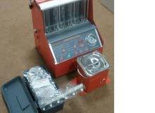 جهاز لانش launche لضبط وتنظيف رشاشات البنزين
