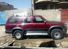 Red Toyota 4Runner 1993 for sale