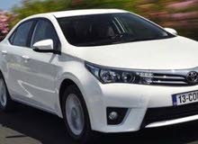 Per Day rental 2015AutomaticCorolla is available for rent