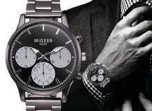 ساعة جديدة رجالية للبيع