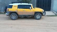 For sale 2008 Yellow FJ Cruiser