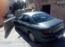 Used condition Hyundai Avante 1995 with +200,000 km mileage