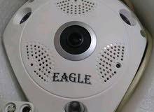 كاميراتEAGLE للمراقبة 360 درجة