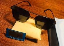 اخر قطعتين نظارات بمواصفات ممتازة و عدسة البولاريز معالجة