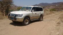 للبيع سياره برادو موديل 1999