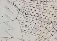 ارض سكنية (مساحة 1760متر مربع ) في جرش