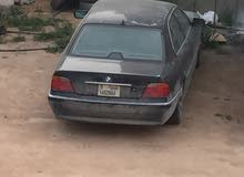 BMW 740 2002 for sale in Misrata