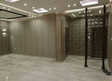 شقة 200م مدخل مستقل مع ساحة وتراس للبيع الراهبات الوردية / اربد