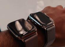 Apple Watch Series 4 Stainless Steal نادرة البيع