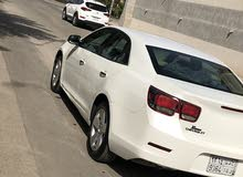White Chevrolet Malibu 2015 for sale