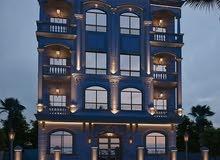 شقة يمساحة دور كامل بمدينة بدر