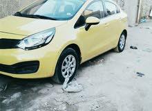 كيا ريو 2012 بحالة جيدة للبيع