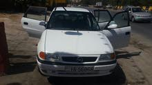 White Opel Astra 1996 for sale