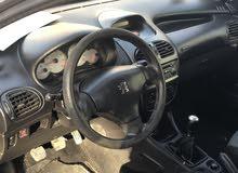بيجو 206 استيراد المانيا موديل 2006