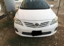 2012 Toyota Corolla for sale in Irbid