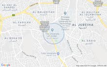 Second Floor  apartment for rent with 1 rooms - Amman city University Street