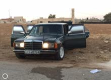 Green Mercedes Benz E 200 1978 for sale