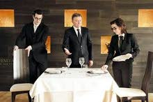A restaurant manager and assistant are required  ایک ریستوراں مینیجر اور معاون کی ضرورت ہے